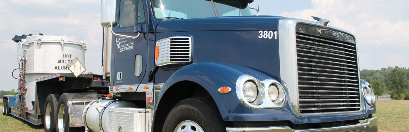 Loudon County Trucking | Hiring CDL Drivers in Eastern US